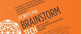Brainstorm: TECH Ad 2009